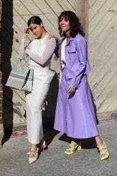 Mimi Elashiry at Afterpay Australian Fashion Week Street Style in Sydney 06/02/2021