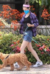 Molly Hurwitz - Out in Los Angeles 06/02/2021
