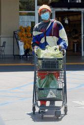 Naomi Osaka - Grocery Shopping in LA 06/02/2021