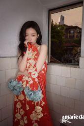 Ni Ni - Maire Claire Magazine China June 2021