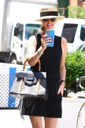 Nicky Hilton - Out in New York 06/09/2021