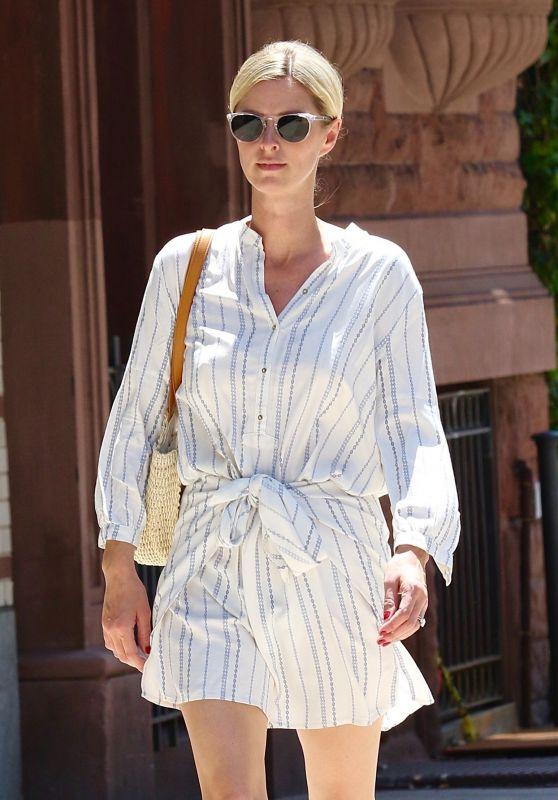 Nicky Hilton - Running Errands in Downtown Manhattan 06/10/2021