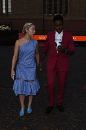 "Nicola Adams and Ella Baig - ""Loki"" TV Show Premiere at Tate Modern in London 06/08/2021"
