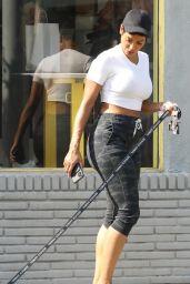Nicole Murphy - Out in LA 06/29/2021