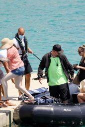 Nicole Richie - Hholiday on the Greek Island in Mykonos 06/24/2021