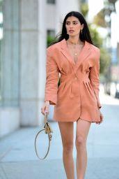 Nicole Williams is Stylish - Beverly Hills 06/16/2021