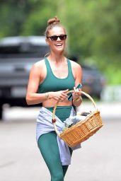 Nina Agdal - Leaving a Yoga Class in Amsgansett Hamptons NY 06/26/2021