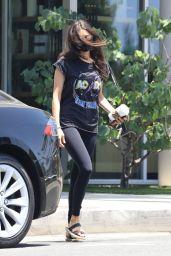 Nina Dobrev - Out in West Hollywood 06/04/2021