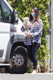 Olivia Munn - Out in Los Angeles 06/13/2021