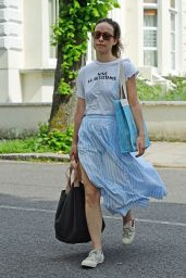 Olivia Wilde Casual Style - North London 06/03/2021