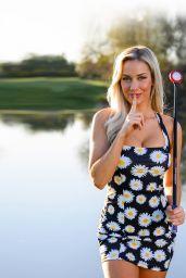 Paige Spiranac - Photoshoot for Ball Grabber June 2021
