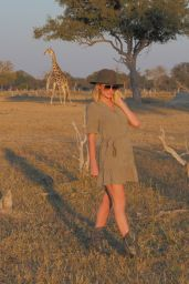 Paris Hilton and Carter Reum - Vacation in South Africa 06/14/2021
