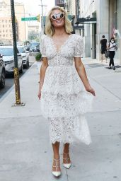 Paris Hilton – Out in New York City 06/21/2021