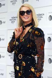 """Paris Hilton – """"This Is Paris"""" Premiere at Tribeca Film Festival 06/20/2021"""