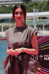"""Paz Vega - """"La casa del caracol"""" Premiere at Malaga Spanish Film Festival"""