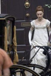 "Phoebe Dynevor - ""Bridgerton"" Season 2 Set in Greenwich, London 05/27/2021"