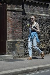 Phoebe Dynevor - Out in London 05/31/2021