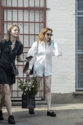 Phoebe Dynevor - Out in London 06/15/2021