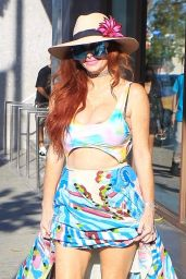 Phoebe Price - Out in Hollywood 06/21/2021