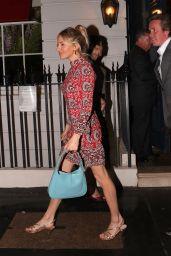 Princess Eugenie With Husband Jack Brooksbank and Sienna Miller - Oswald