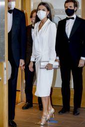 Queen Letizia - International Journalism Awards in Madrid 06/22/2021