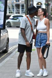 Rebecca Gormley - Out in London 06/17/2021