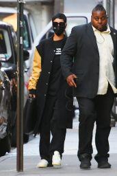 Rihanna at Fendi in NY 06/24/2021