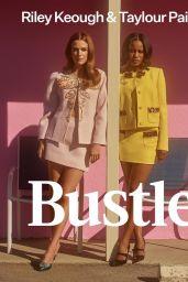 Riley Keough - Bustle Magazine June 2021