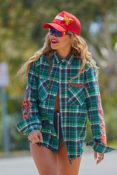 Rita Ora - Recording Her New Music Video in Malibu 06/27/2021