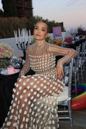 Rita Ora – Vas J Morgan's PRIDE 2021 Party in LA