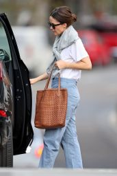Rose Byrne in Casual Outfit - Out in Sydney 06/24/2021