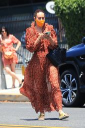 Rumer Willis - Out in Beverly Hills 06/23/2021