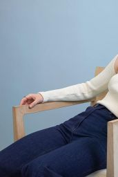 Sadie Sink - Chopard Happy Diamonds 2021 Campaign (more photos)