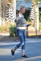 Sandra Lee in Casual Outfit - Malibu 06/10/2021