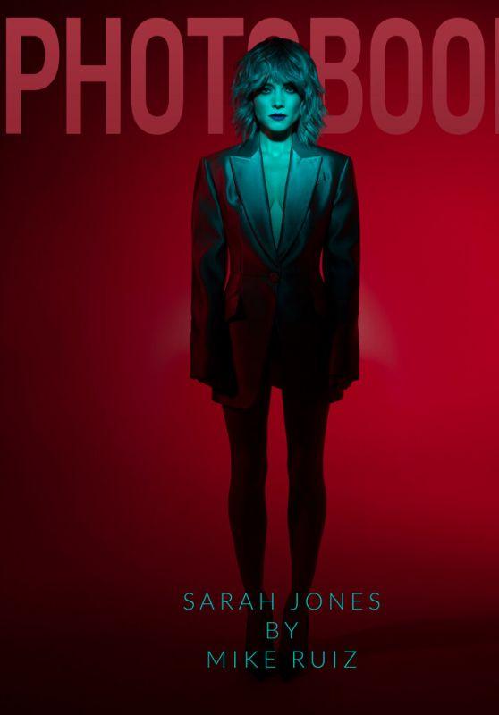 Sarah Jones - Photoshoot for Photobook Magazine June 2021