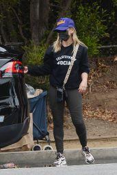 Sarah Michelle Geller - Shopping in Los Angeles 05/31/2021