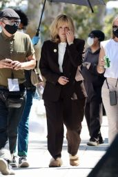 "Sarah Paulson - ""American Crime Story"" Set 06/27/2021"