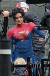 "Sasha Calle - ""The Flash"" Set in London 06/20/2021"
