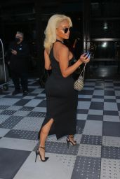 Saweetie at the Pendry Hotel in West Hollywood 06/09/2021