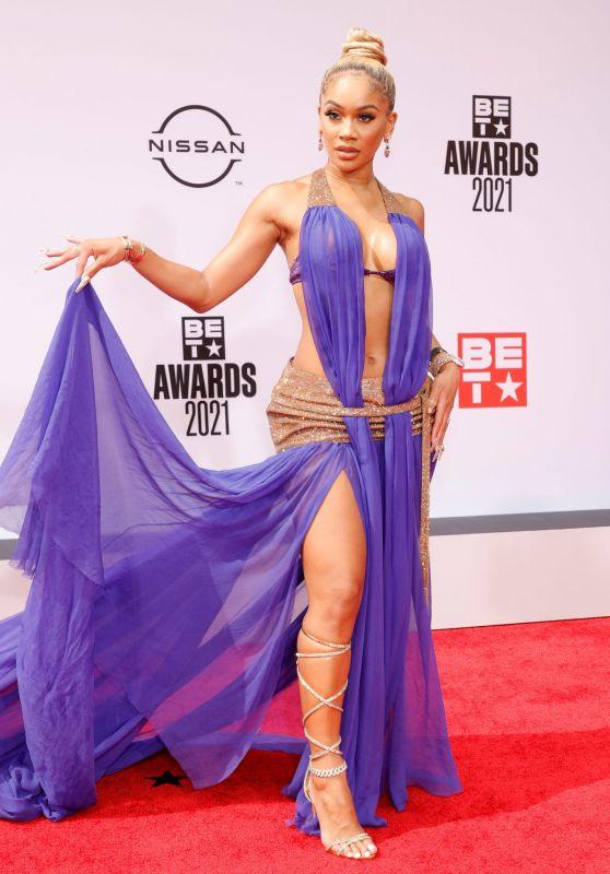 Saweetie – BET Awards 2021