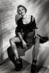 Scarlett Johansson - Interview Magazine 2011