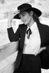 Shailene Woodley - Shape Magazine July/August 2021