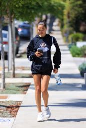 Shanina Shaik - Out in Los Angeles 06/02/2021