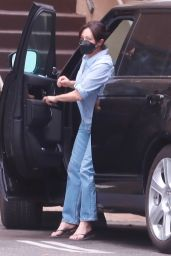 Shannen Doherty - Shopping at the Malibu Vintage Grocers in Malibu 06/21/2021