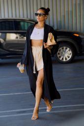 Shay Mitchell is Stylish - Beverly Hills 06/14/2021