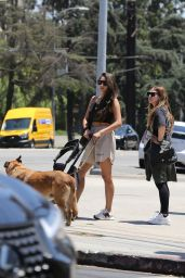 Shay Mitchell - Out in Los Feliz 06/26/2021
