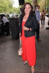 Shirley Ballas – Proud Embankment in London 06/11/2021