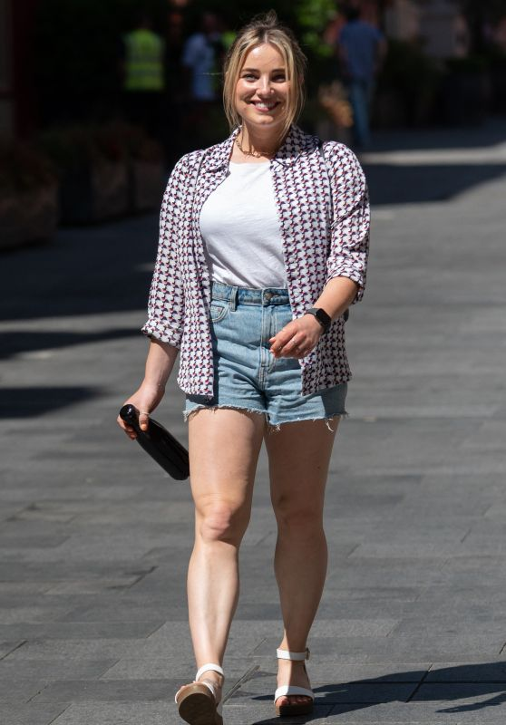 Sian Welby - Out in London 06/16/2021