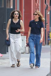 Sofia Coppola - Out in New York City 06/07/2021
