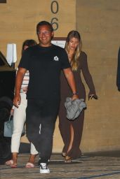 Sofia Richie and Elliot Grainge at Nobu in Malibu 06/06/2021